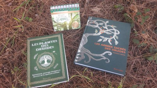 Livres sur les plantes sauvages - livres sur les arbres - Sylvothérapie